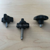 Botões de ABS / Plastic Nylon Star Knob Manufacturer / Knob for Many Machine