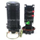 Fermeture mécanique de joint de fibre optique de cachetage de dôme vertical de 48 faisceaux