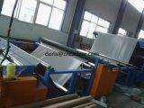 1.2mm 1.5mm 2mm 간격 PVC Geomembrane와 강화된 PVC 강선