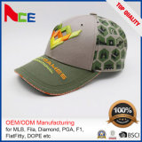 6つの販売のためのパネルによって刺繍される卸し売りFlexfitの閉じる背部野球帽