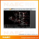 Systeem van het Beheer van de Software van de Vervaardiging van de pijpleiding het Magere