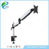Brazo ajustable del montaje del monitor Jeo Ys-Ds312c de la altura disponible gris negra blanca de Jeo