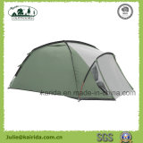 5 person doubles Layers of 3 pole camping Tent with Extension