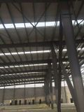 Taller verificado ISO estándar de la estructura de acero de Peb del Ce de la UE