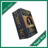 Impressão a Cores Personalizadas de extensão de cabelo na caixa de embalagem