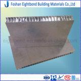 20-50mm製造所が付いているアルミニウムサンドイッチパネルは表面を採取した