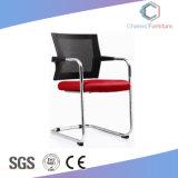 Black Color Mesh Back cadeira de treinamento de plástico de escritório com rodízios