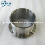 Precisão do conetor da flange que faz à máquina fazer à máquina do CNC do aço inoxidável