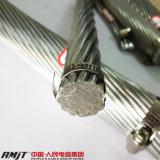 電気ケーブルの工場AAACコンダクターの電気ワイヤーASTM B399のためのすべてのアルミ合金のコンダクター