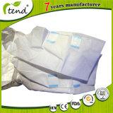側面の漏出柔らかい綿の単一の使用の大人のおむつ無しの3D漏出監視