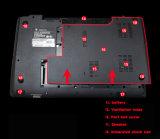 Laptop van de hoogste Kwaliteit 17 Duim met 4de Bewerker DVD/RW, WiFi