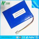 3.7V&#160 barato; Lipo Paquete de la batería de la batería 10000mAh 13500mAh Lithiun para el LED
