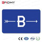 Hohe intelligente MIFARE DESFire EV2 8K Karte der Kapazitäts-RFID