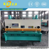 De Scherende Machine van de Guillotine van het metaal met de Motor van Siemens