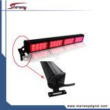 Il precipitare d'avvertimento e la piattaforma del LED si illumina (LED62-1)