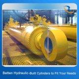 Flasque avant haute pression presse hydraulique pour la vente de cylindre