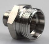 304/316/321 de aço inoxidável hidráulico coneta o encaixe