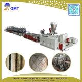 Profil de marbre d'imitation de Faux de pointe de PVC/machines en plastique extrudeuse de tuile