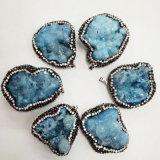 Natural Ágata Druzy piedras semipreciosas de piedra al por mayor