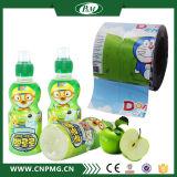Étiquettes de rétrécissement de PVC pour des bouteilles et des bidons avec l'impression colorée