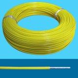 O fio isolado Fluoroplastic 20AWG com a norma UL1330