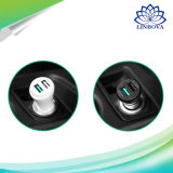 Ugreen Dual USB Car Charger Qualcomm Quick charge 2.0 Mobile Phone Car Charger for iPhone 7 Samsung Xiaomi Car Phone Charger
