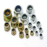 Noix en nylon pour DIN985 Gr8 Zp