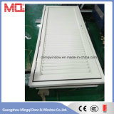 Il bello alluminio ha riparato il portello della stoffa per tendine della feritoia fatto a Guangzhou Mq