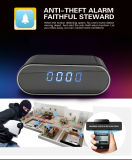H. 264 Mini Reloj Electrónico Inalámbrico Dvrfull HD 1080P Infrarrojos WiFi Cámara Remota Grabadora de Voz