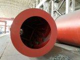 Shell de los recambios del cemento para el secador