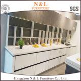 2017 Новый стиль современной кухней кабинет дизайн деревянная мебель