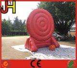 Scheda di dardo gonfiabile rossa personalizzata del piede da vendere