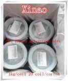 emballage de carton de 1kg/Coil Alambre Galvanizado 20coils