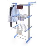 Meilleurs Vêtements pliable de séchage Séchage en rack avec des roues (JP-CR300WMS)