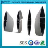Perfil de aluminio de aluminio de la protuberancia para el perfil industrial