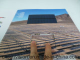 Super Slim Recarga solar de la tarjeta de banco de potencia