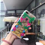 液体の砂の漫画のiPhone 6s/6sのための移動式携帯電話の箱と、プラス7/7