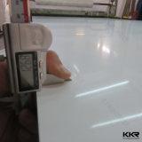 Verre en pierre en cristal de quartz Tuiles Quartz Solid Surface