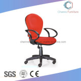 Moderne Armlehnen-haltbarer Büro-Gewebe-Stab-Stuhl