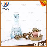 Zink-Legierungs-Huka-Schlauch-Flaschenglas-Filterglocke-Wasser-Rohre