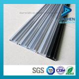Profil der Aluminiumlegierung-6063 für Einlage für MDF/Slatwall