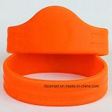 Wristband della scheda del braccialetto CI del silicone di RFID Lf/UHF/Hf per il centro di sauna