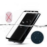 3D Beschermer van het Glas van de Gebogen Oppervlakte Aangemaakte voor Samsung S8