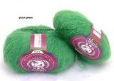 Breien het van uitstekende kwaliteit breit de Stijl van Turkije van het Garen van de Wol van Angola met de hand
