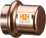 水のための銅のまっすぐなカップリング