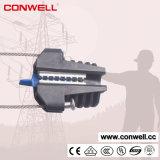 Braçadeira de tensão padrão da corda de fio da braçadeira de cabo aéreo de NFC