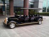 관광을%s 전기 포도 수확 차 디자인을 고풍으로 하십시오