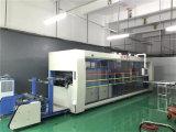 Máquina plástica automática de Thermoforming dos copos/caixas/placas/recipientes