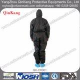 Fabrik-konstanter Arbeitsplatz-Schutz-nichtgewebter Overall mit Haube