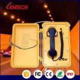 トンネルのための自動ダイヤル電話SIP電話鉄道の非常電話